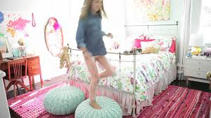 bold splashes of color for teen girls room paint ideas room
