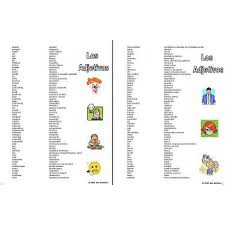 adjectives of people packet vocabulary practice skit game cards