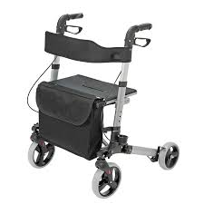 senior walkers with wheels shop walkers wheelchairs rollators at lowes