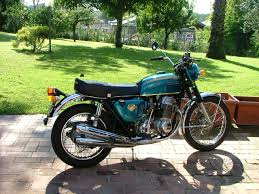56 stocks at honda cb750 group