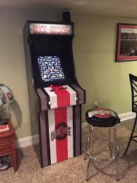 build your own arcade cabinet diy arcade cabinet album on imgur