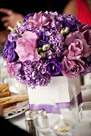purple centerpieces purple flower centerpieces for weddings 25 purple centerpiece