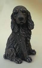 spaniel garden ornament ebay