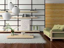 comfortable living room with japanese style idea japanese living