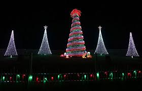 garvan gardens christmas lights 2016 holidays in springs inviting arkansas