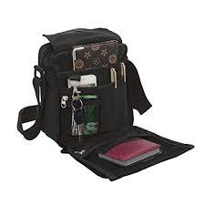 sacoche de bureau ly sacoche en toile pour homme sac bandoulière porté epaule style