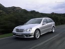 mercedes c class station wagon mercedes c class amg ii w203 facelift estate wagon 5