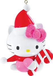 2015 hello kitty christmas ornament carlton heirloom ornaments