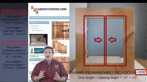 how to measure cabinet openings for replacement cabinet doors how to measure cabinet openings for replacement cabinet doors
