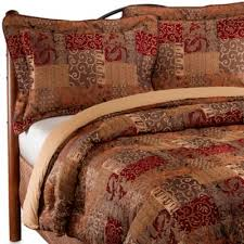 Burgundy And Brown Comforter Set Buy Croscill Comforters From Bed Bath U0026 Beyond