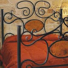 stylish headboards iron wood copper or zinc artisan crafted