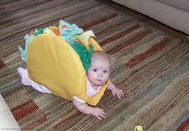 Taco Costume Baby Halloween Costume Cuteness Honey Lime