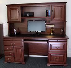 Cheap Desks With Hutch Bridgeton Home Office Furniture Stylish Timber Desks