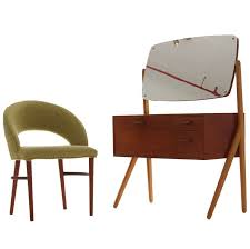 child s dressing table and chair sweet danish modern child s dressing table and chair at 1stdibs