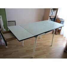 table cuisine vintage table formica pliante table formica vintage with table
