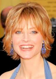 short layered hairstyles for round face women medium haircut