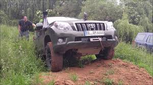 used lexus jeep in germany toyota landcruiser in mud and terrain off road 4x4 germany 2016