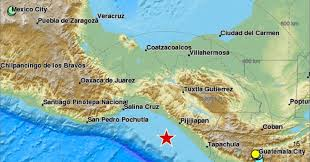 Vera Cruz Mexico Map by Major Earthquake Strikes Mexico Tsunami Warning In Effect Abby