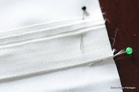Instructions For Making A Roman Blind Brown Paper Packages How To Make Custom Roman Shades