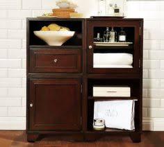 Cherry Bathroom Storage Cabinet by Bathroom Floor Storage Cabinet Soslocks Com