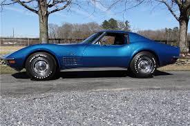 1971 chevy corvette stingray 1971 chevrolet corvette stingray t top coupe 184191