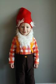 Gnome Toddler Halloween Costume Halloween Costumes Babies Tots Frightfully Adorable
