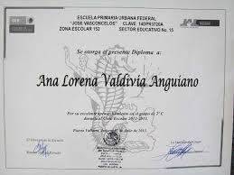 imagenes de reconocimientos escolares puerto vallarta ana lorena valdivia recibe distinción por