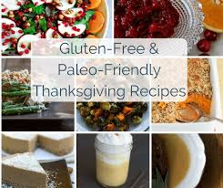 gluten free and paleo thanksgiving recipes you will