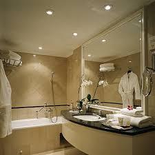 luxury modern hotel bathrooms interior design