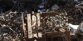 Besi Scrap bea cukai dan klh harus cepat periksa besi tua merdeka