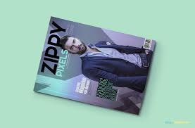 download free magazine psd mockup zippypixels