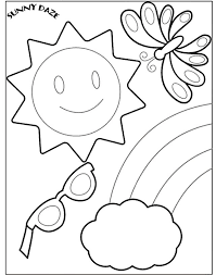 Best 25 Summer Coloring Sheets Ideas On Pinterest Summer Summertime Coloring Pages