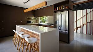 kitchen with brown cabinets 20 brown kitchen cabinet designs for a warm look