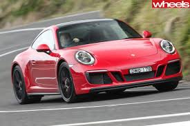 porsche 911 front 2017 porsche 911 gts review wheels