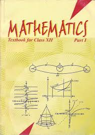 mathematics part i class xii ncert jpg