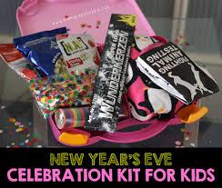 new year u0027s eve celebration kit for kids mama papa bubba