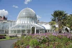 Belfast Botanical Gardens visit britain vagabond images