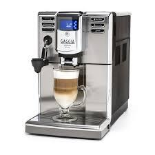 Coffee Grinder Espresso Machine Gaggia Anima Deluxe Super Automatic Espresso Machine