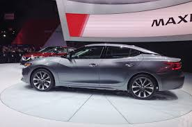 2016 nissan altima with spoiler 2016 nissan maxima first look motor trend