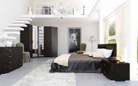 Black And White And Grey Bedroom Black And White Bedrooms With A Splash Of Color Bedroom Decor Best