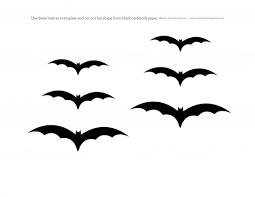 bat template printable bat stencil coolest free printables best