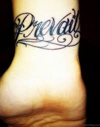 50 best wording tattoos for wrist