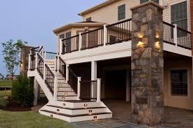 Deck Stairs Design Ideas Fancy Deck Stairs Design Ideas Exterior Stairs Designs Deck Stairs