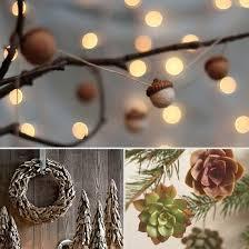 rustic christmas rustic christmas decorations popsugar home