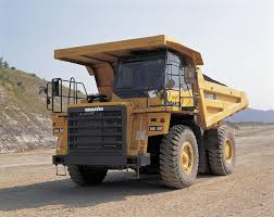 kw truck equipment komatsu u0027s hd325 7 dump truck increases productivity story id