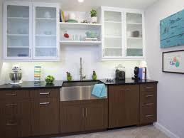mdf breckenridge square door hazelnut two tone kitchen cabinets
