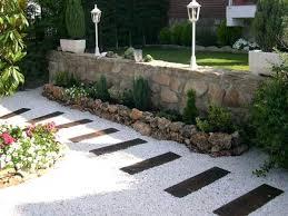 Garden Path Edging Ideas River Rock Garden Ideas Ingenious And Beautiful Garden Path Ideas