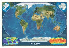 geography map geography map black