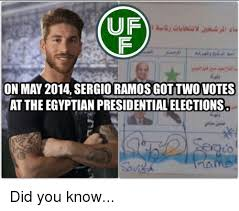 Uf Memes - uf on may 2014 sergio ramos gottwo votes at theegyptian