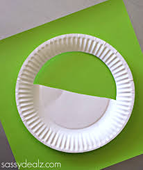 paper plate pot of gold craft for st patrick u0027s day crafty morning
